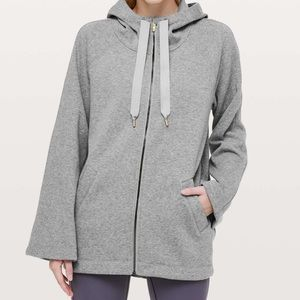 Principal Dancer Jacket in grey